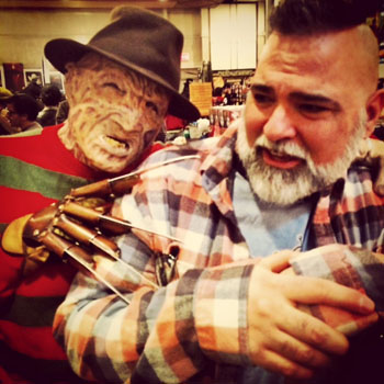 me with freddy
