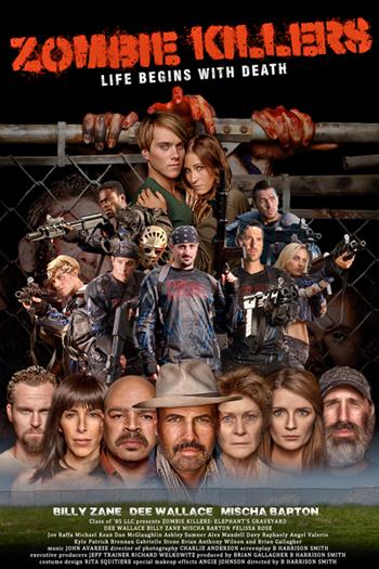 zombie killers cast
