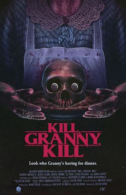 killgrannykill cover