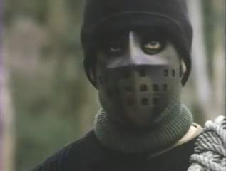 dangerously close mask