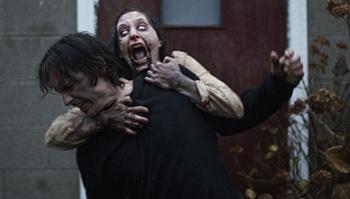 sick survivenight zombie attack