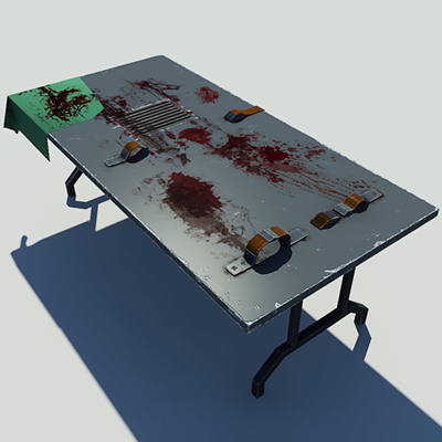 table torture