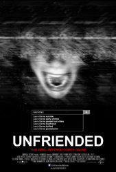 unfriended cover
