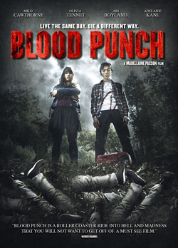 blood punch cover