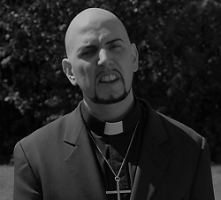 night of living dead preacher