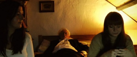 night of living dead resurrection family