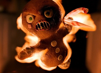 krampus movie gingerbread