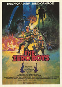 zero boys cover