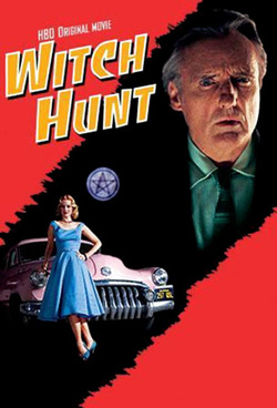 witch hunt cover