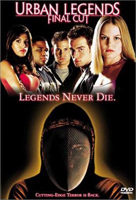 urban legends final cut cover