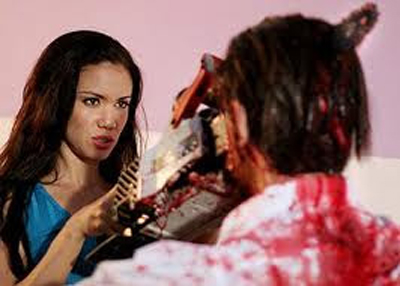 zombies zombies zombies chainsaw