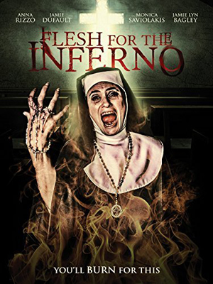 flesh for inferno cover