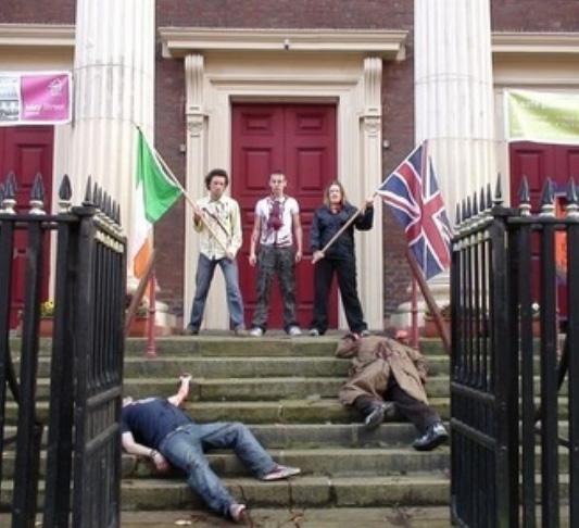zombie wars battle of bone flags