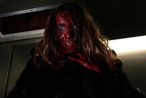 steel trap blood face