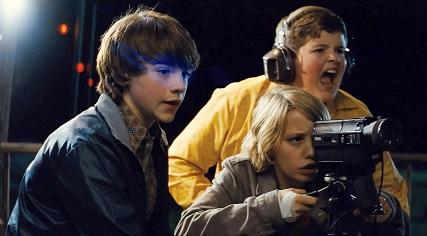 super 8 filming