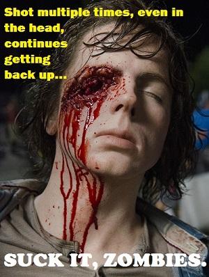 - The Walking Dead _ Season 6, Episode 9 - Photo Credit: Gene Page/AMC