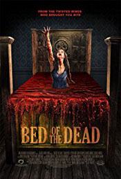 bed of the dead cover