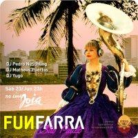 Agenda: FunFarra em São Paulo