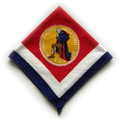 1950 National Jamboree Neckerchief
