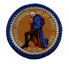 1950 National Jamboree Pocket Patch Reproduction