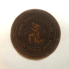 1964 National Jamboree Leather