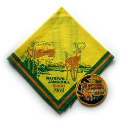1969 National Jamboree Set of 2