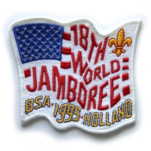 World Jamboree Patches