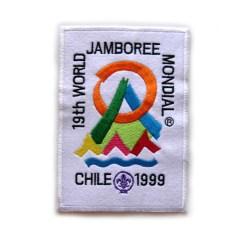 1999 Word Jamboree Pocket Patch