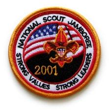 2001 National Jamboree