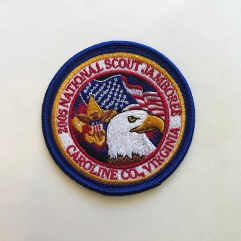2005 National Jamboree Pocket Patch