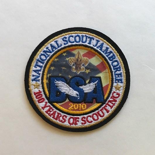 2010 National Jamboree Pocket Patch