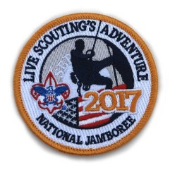 National Jamboree Patches