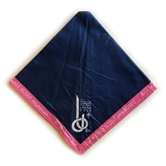 2015 World Jamboree Neckerchief (Pink)