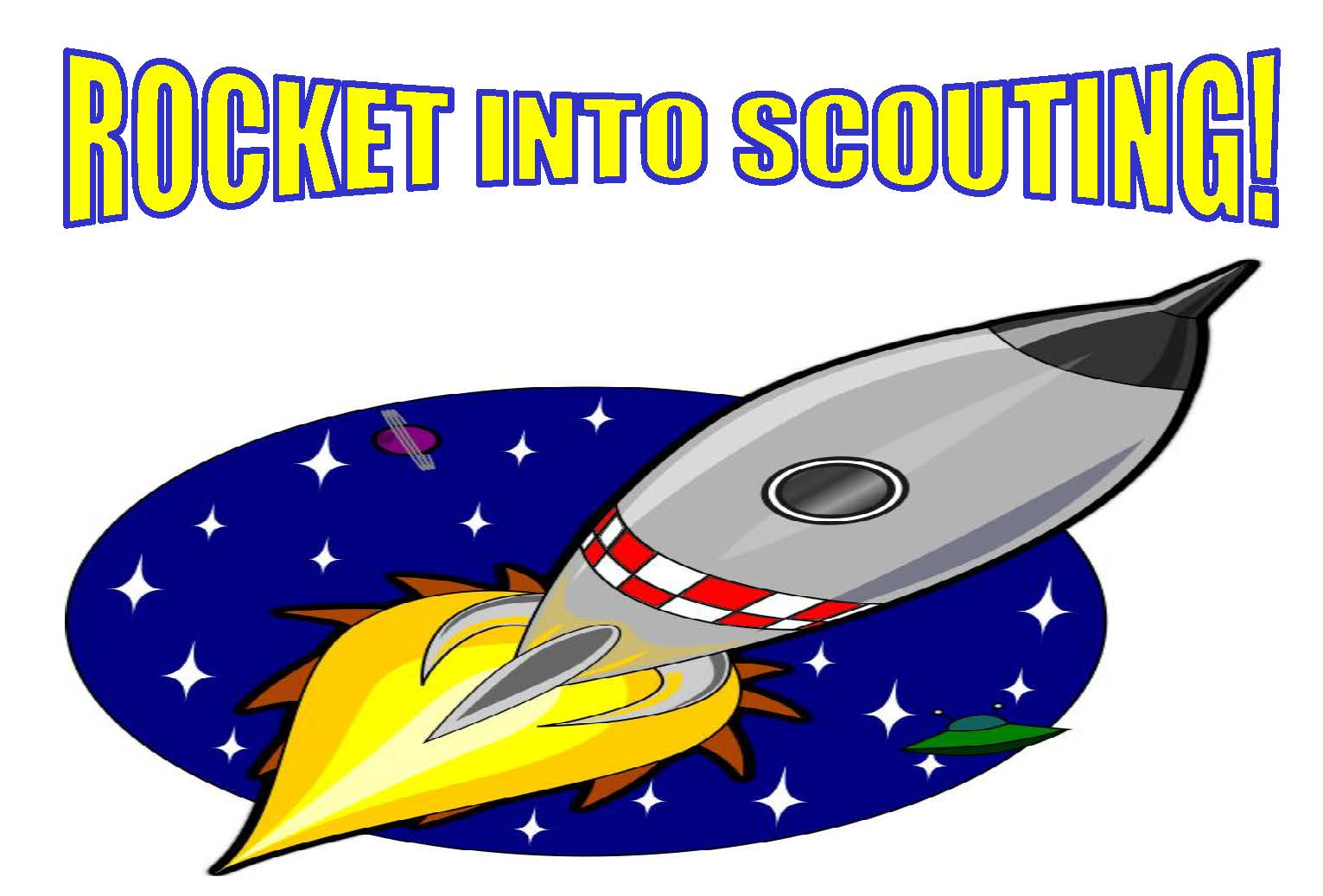 Rocket Into Scouting At Firestone Scout Reservation