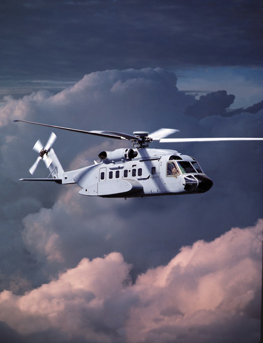 H-92 military helicopter