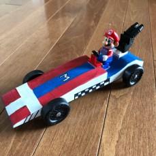 Carter's Mario Car
