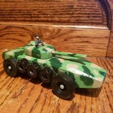Kai's Tank