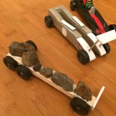 The Rock Car