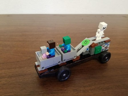 Minecraft Car