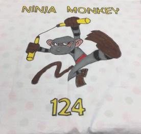 Ninja Monkey patrol