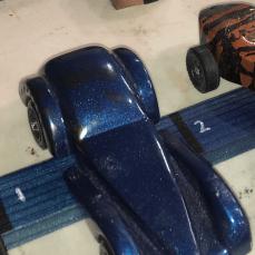 Bugatti inspired