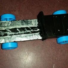Connor's Darksaber racer