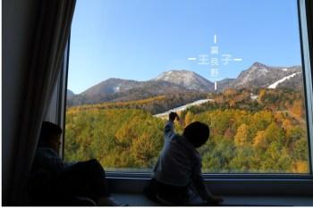 北海道|新富良野王子飯店,無敵窗景感受大自然的四季畫作