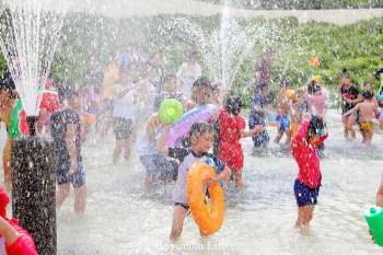 桃園戲水景點龍潭運動公園 機能方便好停車的都市公園