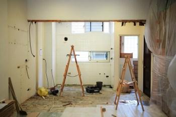 拆除及水電重拉|廚房改造最重要的基礎建設