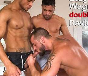 Gallery Boy | Diego & Wagner double fuck David Avila