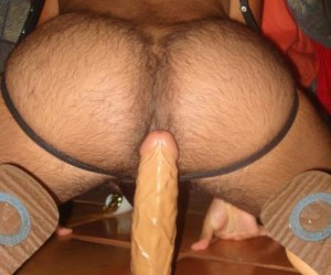 MELA CUECA | Hairy Asses
