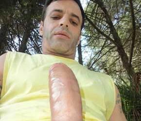 O ator pornô Rogê Ferro no Programa Amor e Sexo