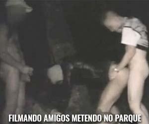 Voyeurs filmam trepada de amigos sarados - Amador