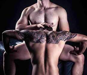 Patrick Sedutor, 19cm de rola, versátil - Acompanhante Masculino